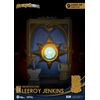 Diorama Hearthstone Heroes of Warcraft D-Stage Leeroy Jenkins 16cm 1001 Figurines (4)