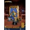 Diorama Hearthstone Heroes of Warcraft D-Stage Leeroy Jenkins 16cm 1001 Figurines (9)