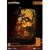 Diorama Hearthstone Heroes of Warcraft D-Stage Ragnaros the Firelord 16cm 1001 Figurines (3)
