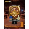 Diorama Hearthstone Heroes of Warcraft D-Stage Ragnaros the Firelord 16cm 1001 Figurines (7)