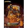 Diorama Hearthstone Heroes of Warcraft D-Stage Ragnaros the Firelord 16cm 1001 Figurines (9)