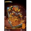 Diorama Hearthstone Heroes of Warcraft D-Stage Ragnaros the Firelord 16cm 1001 Figurines (10)