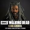 Figurine The Walking Dead King Ezekiel 30cm