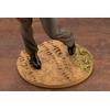 Statuette Massacre à la tronçonneuse Bishoujo Leatherface 25cm 1001 Figurines (6)
