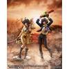 Statuette Massacre à la tronçonneuse Bishoujo Leatherface 25cm 1001 Figurines (10)