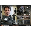 Figurine Iron Man Movie Masterpiece Tony Stark Mech Test Version 30cm 1001 Figurines (10)