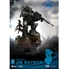 Diorama StarCraft II D-Stage Jim Raynor 18cm 1001 Figurines (2)