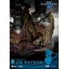 Diorama StarCraft II D-Stage Jim Raynor 18cm 1001 Figurines (8)