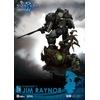 Diorama StarCraft II D-Stage Jim Raynor 18cm 1001 Figurines (4)