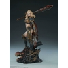 Statuette Sideshow Originals Dragon Slayer Warrior Forged in Flame 47cm 1001 Figurines (7)