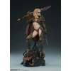 Statuette Sideshow Originals Dragon Slayer Warrior Forged in Flame 47cm 1001 Figurines (10)