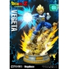 Statuette Dragon Ball Z Super Saiyan Vegeta Deluxe Version 64cm 1001 Figurines (2)