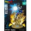 Statuette Dragon Ball Z Super Saiyan Vegeta Deluxe Version 64cm 1001 Figurines (5)