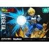 Statuette Dragon Ball Z Super Saiyan Vegeta Deluxe Version 64cm 1001 Figurines (9)