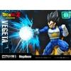 Statuette Dragon Ball Z Super Saiyan Vegeta Deluxe Version 64cm 1001 Figurines (11)