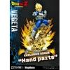 Statuette Dragon Ball Z Super Saiyan Vegeta Deluxe Version 64cm 1001 Figurines (23)