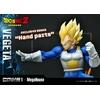 Statuette Dragon Ball Z Super Saiyan Vegeta Deluxe Version 64cm 1001 Figurines (25)