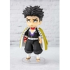 Figurine Demon Slayer Kimetsu no Yaiba Figuarts mini Himejima Gyomei 10cm 1001 Figurines (3)