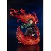 Statuette Demon Slayer Kimetsu no Yaiba Figuarts ZERO Kamado Tanjiro Hinokami Kagura 21cm 1001 Figurines (1)