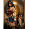 Statuette Wonder Woman 1984 Deluxe Art Scale Wonder Woman & Young Diana 20cm 1001 Figurines (2)