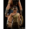Statuette Wonder Woman 1984 Deluxe Art Scale Wonder Woman & Young Diana 20cm 1001 Figurines (6)