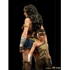 Statuette Wonder Woman 1984 Deluxe Art Scale Wonder Woman & Young Diana 20cm 1001 Figurines (8)