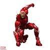 Figurine Marvel Universe Bring Arts Iron Man by Tetsuya Nomura 18cm 1001 Figurines (11)