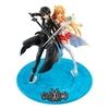 Statuette Sword Art Online Lucrea Kirito & Asuna 10th Anniversary 22cm 1001 fIGURINES (3)