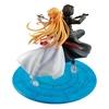 Statuette Sword Art Online Lucrea Kirito & Asuna 10th Anniversary 22cm 1001 fIGURINES (4)