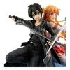 Statuette Sword Art Online Lucrea Kirito & Asuna 10th Anniversary 22cm 1001 fIGURINES (5)