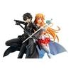 Statuette Sword Art Online Lucrea Kirito & Asuna 10th Anniversary 22cm 1001 fIGURINES (9)