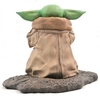 Statuette Star Wars The Mandalorian Premier Collection The Child Soup 17cm 1001 Figurines (4)