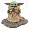 Statuette Star Wars The Mandalorian Premier Collection The Child Soup 17cm 1001 Figurines (5)