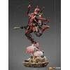 Statuette Marvel Comics BDS Deluxe Art Scale Deadpool 24cm 1001 Figurines (2)