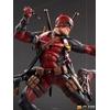 Statuette Marvel Comics BDS Deluxe Art Scale Deadpool 24cm 1001 Figurines (10)
