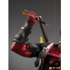 Statuette Marvel Comics BDS Deluxe Art Scale Deadpool 24cm 1001 Figurines (13)