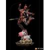 Statuette Marvel Comics BDS Deluxe Art Scale Deadpool 24cm 1001 Figurines (14)