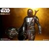 Statuette Star Wars The Mandalorian Premium Format The Mandalorian 51cm 1001 Figurines (3)