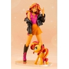 Statuette Mon petit poney Bishoujo Sunset Shimmer 22cm 1001 Figurines (2)