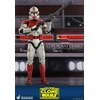 Figurine Star Wars The Clone Wars Coruscant Guard 30cm 1001 Figurines (2)