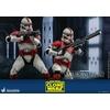 Figurine Star Wars The Clone Wars Coruscant Guard 30cm 1001 Figurines (10)