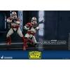 Figurine Star Wars The Clone Wars Coruscant Guard 30cm 1001 Figurines (9)