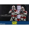 Figurine Star Wars The Clone Wars Coruscant Guard 30cm 1001 Figurines (12)