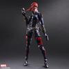 Figurine Marvel Comics Variant Play Arts Kai Black Widow 26cm 1001 Figurines 2