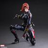 Figurine Marvel Comics Variant Play Arts Kai Black Widow 26cm 1001 Figurines 3