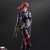 Figurine Marvel Comics Variant Play Arts Kai Black Widow 26cm 1001 Figurines 4