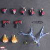 Figurine Marvel Comics Variant Play Arts Kai Black Widow 26cm 1001 Figurines 8