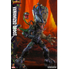 Figurine Marvel's Spider-Man Maximum Venom Artist Collection Venomized Groot 25cm 1001 Figurines 1