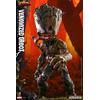 Figurine Marvels Spider-Man Maximum Venom Artist Collection Venomized Groot 25cm 1001 Figurines 10