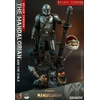 Pack Figurines Star Wars The Mandalorian The Mandalorian & The Child Deluxe 46cm 1001 Figurines (1)